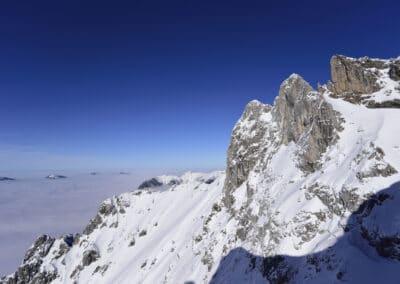 Ausblick vom Karwendel
