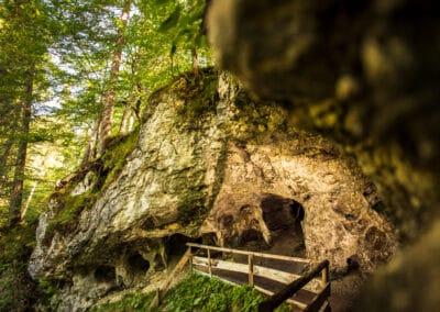 Bärenhöhle nahe Wallgau