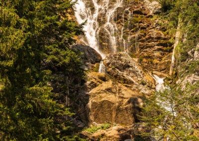 Grosser Wasserfall Wallgau