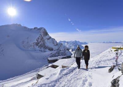Winterwandern am Karwendel