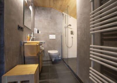 Badezimmer Ferienwohnung Schöttelkarblick