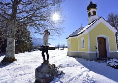 Maria Rast Kapelle